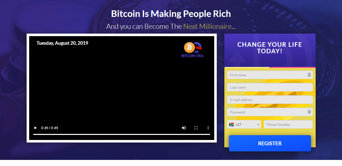 Bitcoin Era ¿Cómo se utiliza la aplicación Bitcoin Era?