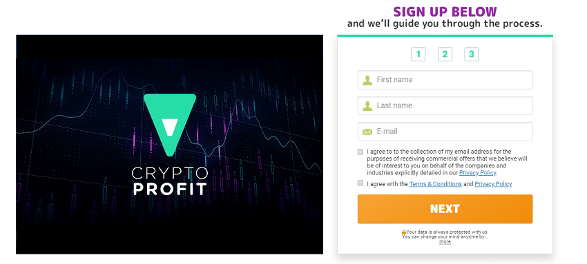 Crypto Profit ¿Cómo se utiliza la aplicación Crypto Profit?