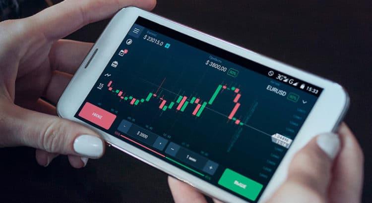 Olymp Trade ¿Cómo se utiliza la aplicación Olymp Trade?