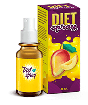 Diet Spray qué es?