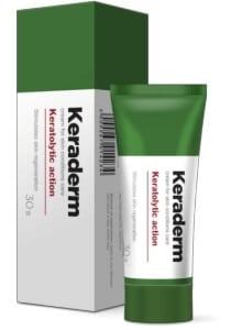Las reseñas Keraderm