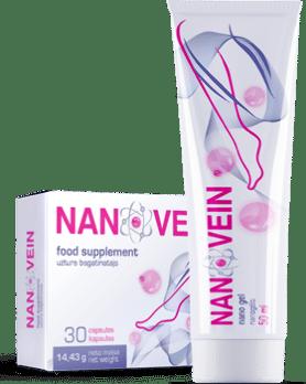 Nanovein qué es?