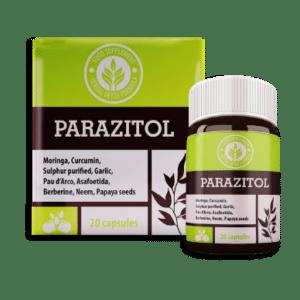 Las reseñas Parazitol