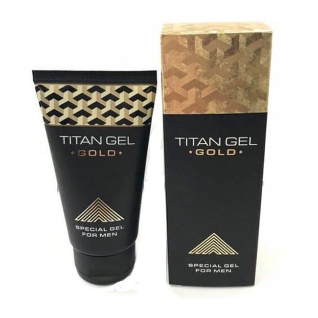 Titan Gel Gold Instrucciones para el uso de Titan Gel Gold