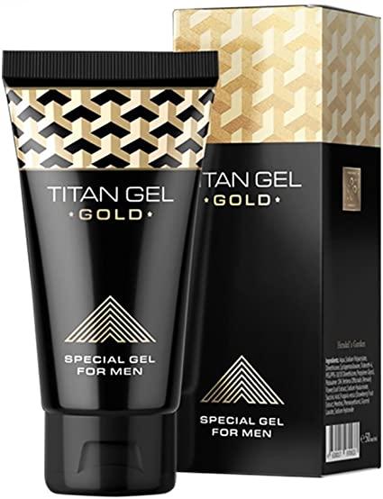 Titan Gel Gold qué es?