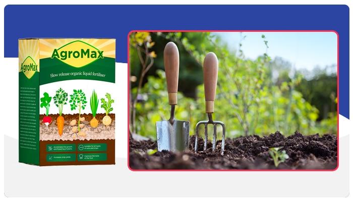 Agromax Instrucciones para el uso de Agromax