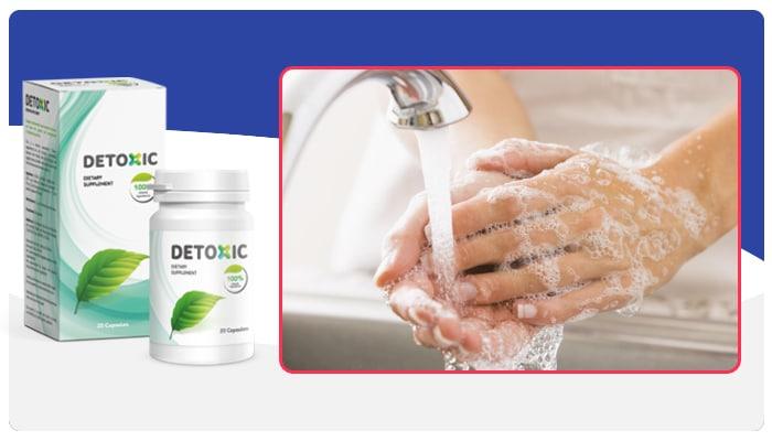 Detoxic ¿Cómo funciona?