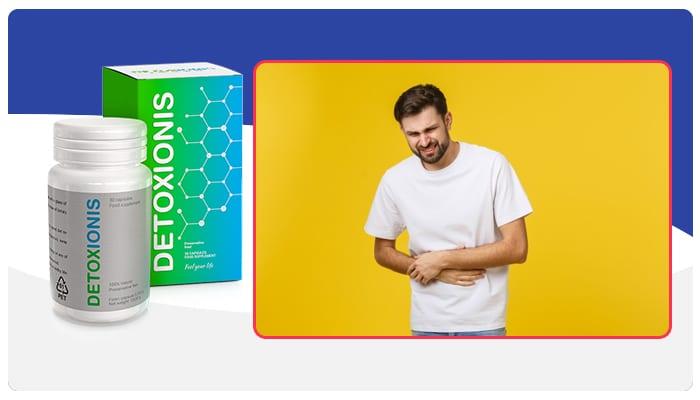 Detoxionis Instrucciones para el uso de Detoxionis