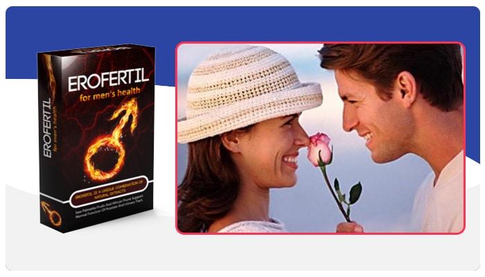 Erofertil Instrucciones para el uso de Erofertil