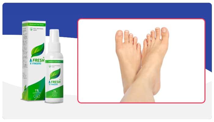 Fresh Fingers Instrucciones para el uso de Fresh Fingers