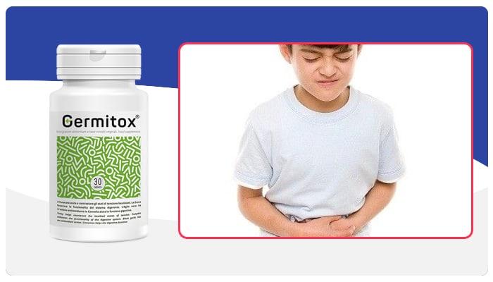 Germitox Instrucciones para el uso de Germitox