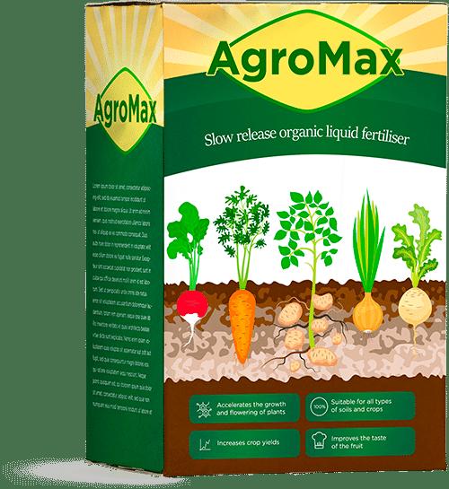 Agromax qué es?