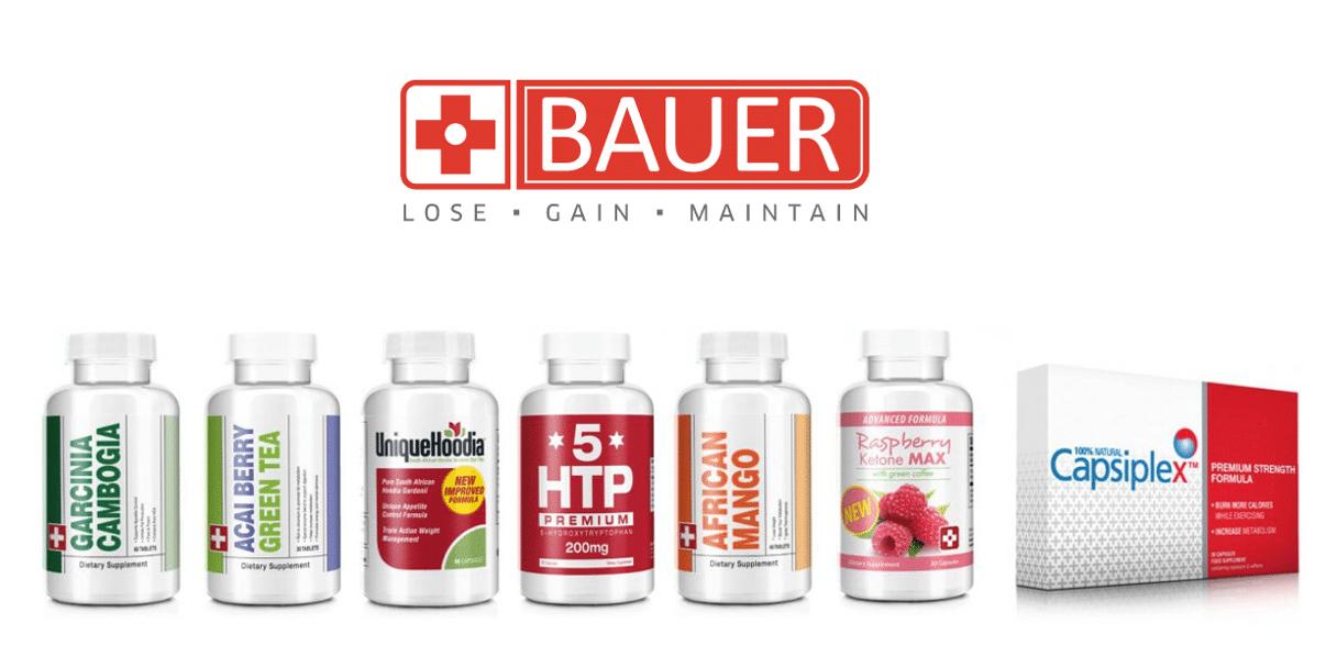 Bauer Nutrition qué es?