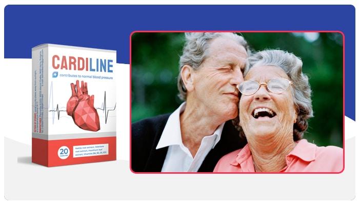 Cardiline Instrucciones para el uso de Cardiline