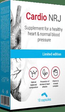 Cardio NRJ qué es?