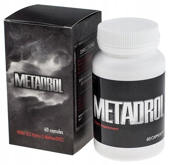 Las reseñas Metadrol