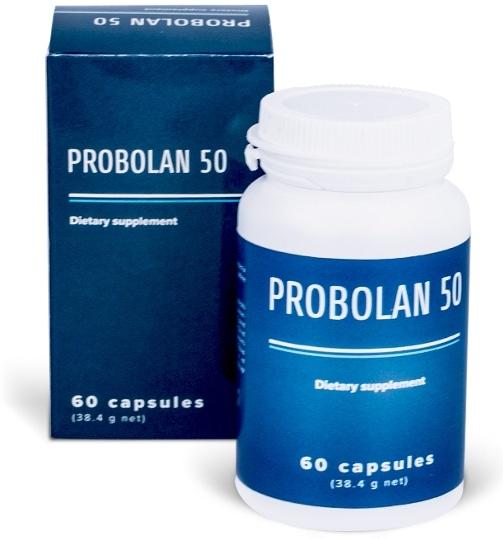 Las reseñas Probolan 50