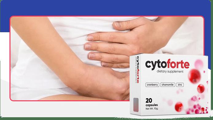 Cyto Forte Instrucciones para el uso de Cyto Forte