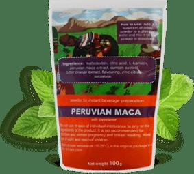 Peruvian Maca qué es?