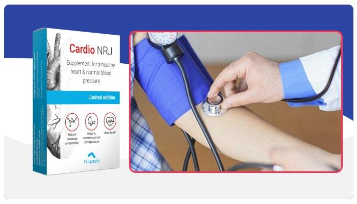 Cardio NRJ Instrucciones para el uso de Cardio NRJ