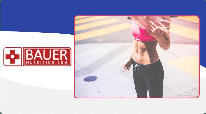 Bauer Nutrition Instrucciones para el uso de Bauer Nutrition