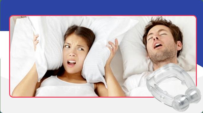 Silent Snore Instrucciones para el uso de Silent Snore