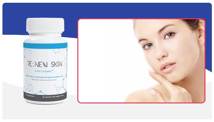 Re:nev Skin Instrucciones para el uso de Re:nev Skin