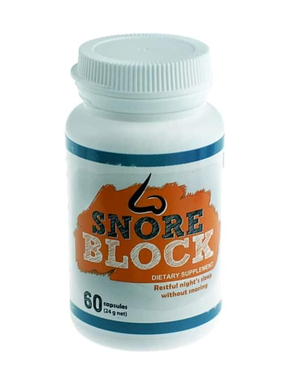 SnoreBlock qué es?