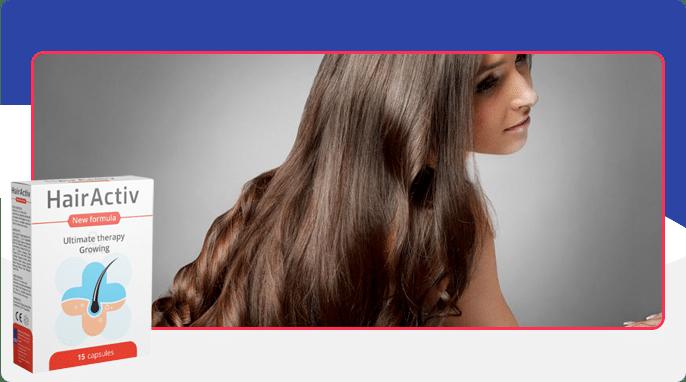 HairActiv Instrucciones para el uso de HairActiv