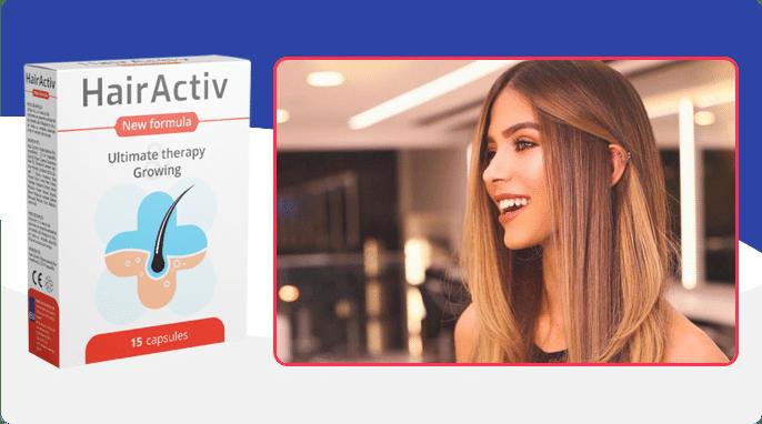 HairActiv ¿Cómo funciona?