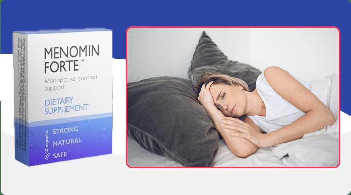 Menomin Forte Instrucciones para el uso de Menomin Forte