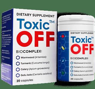 Las reseñas Toxic Off