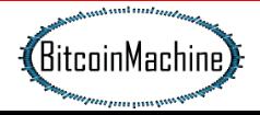 Bitcoin machine qué es?