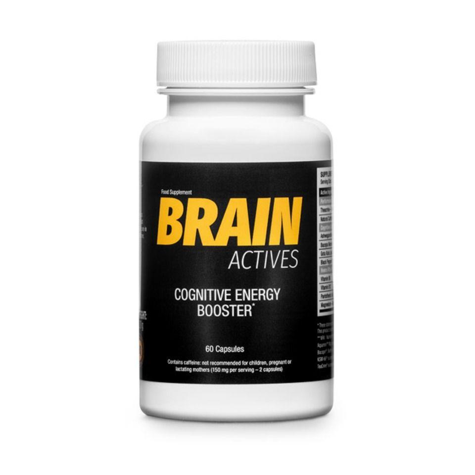 Las reseñas Brain Actives