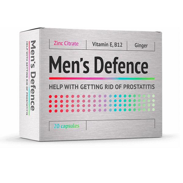 Las reseñas Men's Defence