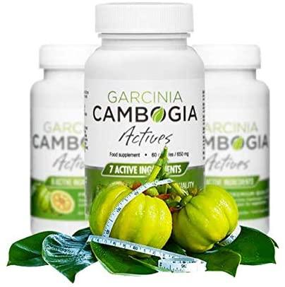 Garcinia Cambogia Actives qué es?