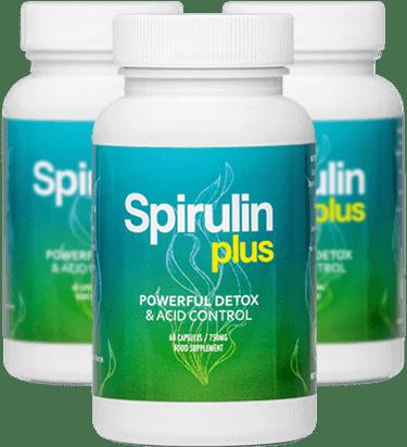 Spirulin Plus qué es?