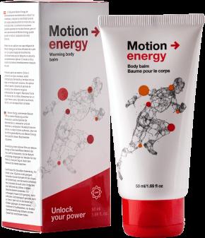 Motion Energy qué es?