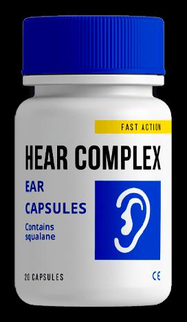 Las reseñas Hear Complex