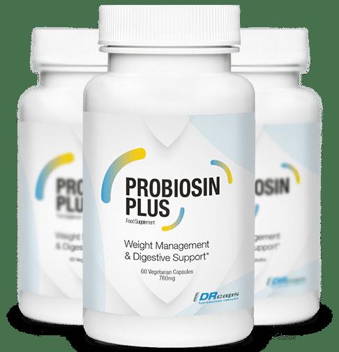 Reseñas Probiosin Plus