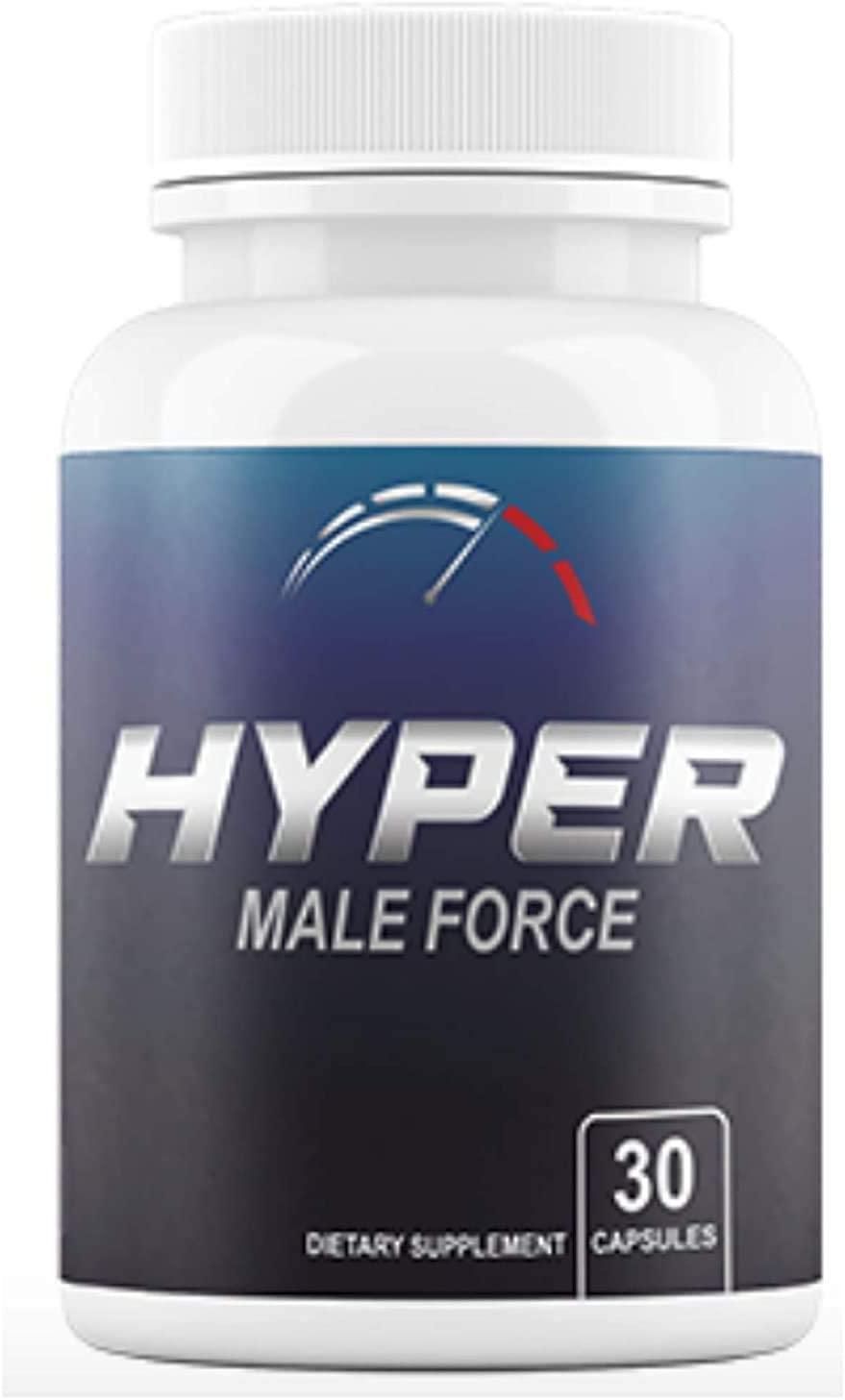Hyper Male Force qué es?