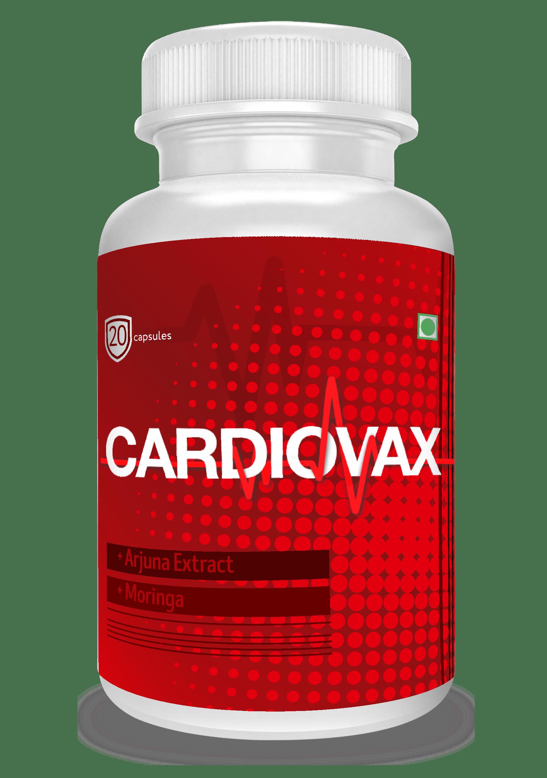 Cardiovax qué es?