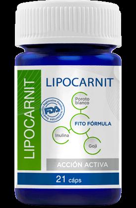 Reseñas Lipocarnit